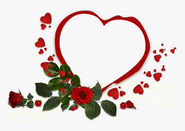 love frame png hd transpa png