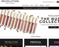 15 off makeup revolution code