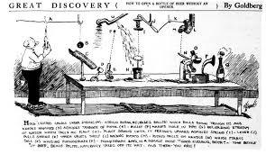 Rube Goldberg: More Than Wacky Machinery (But That, Too) - Hartford Courant