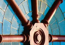Circular Photograph by Abigail Hill