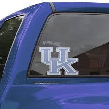 Kentucky Wildcats Perforated Uk Logo