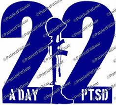 Veteran 22 The War Within 22 A Day Ptsd Support Our Troops Sticker Vinyl Decal Ebay