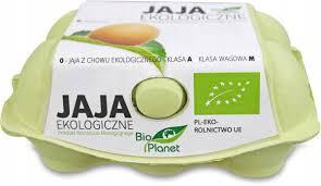 JAJA BIO (6 szt.) - BIO PLANET 8295224660 - Allegro.pl
