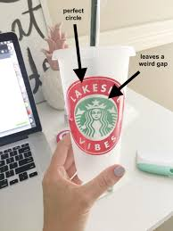 Updated Decal Size Guide For Starbucks Cups Kayla Makes