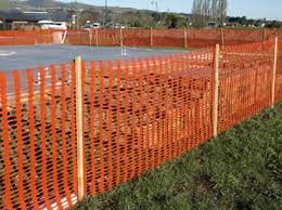Orange Plastic Fence Knight Trading Agency Co Ltd