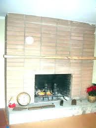 replace fireplace surround