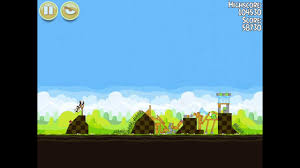 Easter Eggs 2-2 | Score 106650 | Angry Birds Seasons - YouTube