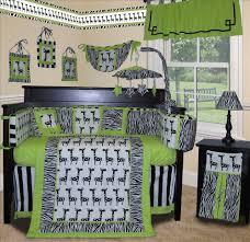 15 pcs nursery crib bedding set