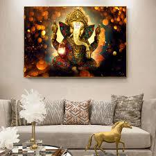 Wandtattoos Wandbilder Hindu Hinduisim Gods Brahma Wall Stickers 3d Art Poster Mural Decal Decor Ve0 Fiscleconsultancy Com