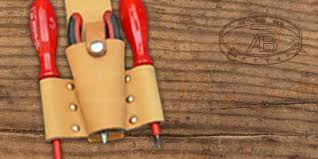 leather tool belt australia made by a