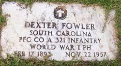 Eligah Dexter Fowler (1893-1957) - Find A Grave Memorial