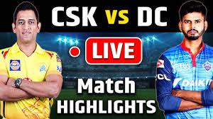 CSK vs DC IPL 2020 Match 7 Highlights ...