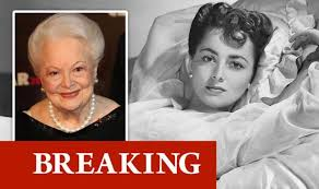 Olivia de Havilland dead: How did Gone with the Wind star Olivia ...