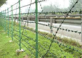 62 Reference Of Fence Post Spacing Barbed Wire In 2020
