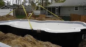 fiberglass swimming pool kits pool