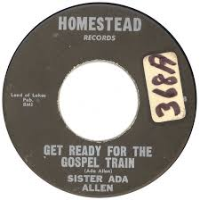 45cat - Sister Ada Allen - Path Of Sin / Get Ready For The Gospel ...