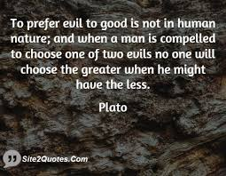 quotes about good human nature quotes