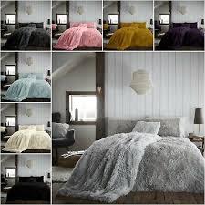 soft warm fluffy bedding duvet cover