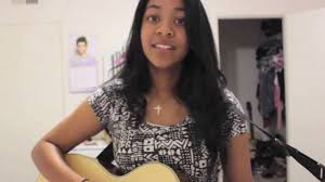 The A Team - Ed Sheeran (cover) by Adriana Perry - YouTube