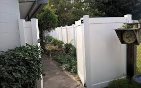 Why Is Vinyl The Best Fence Material All County Fence Contractors