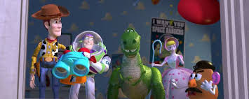 toy story 1995 behind the