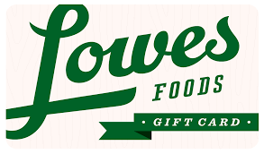 lowes foods gift cards