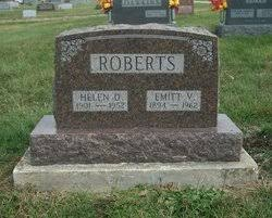 Helen Dawdy Marquith Roberts (1901-1952) - Find A Grave Memorial