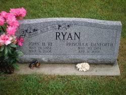 Priscilla J. Danforth Ryan (1924-2006) - Find A Grave Memorial