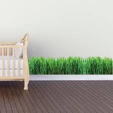 Grass Wall Mural Decal Garden Wall Decal Murals Primedecals