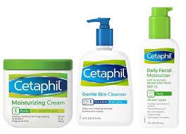 cetaphil cleanser moisturizer