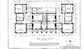 plantation house floor plans concept