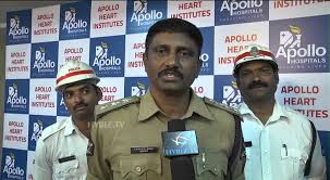 T P Reddy DCP West Zone - YouTube