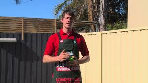 How To Install A Retractable Clothesline Diy At Bunnings Youtube