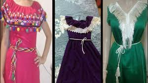 robes de maison nouveaux model 2018