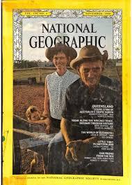 national geographic magazine november 1968