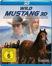 BLU RAY - Wild Mustang 3D (Monty Miranda) - Alison Eastwood for ...