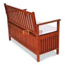 garden bench with storage cilicili co