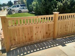 6 By 6 4 Foot Fence Backyard Fences Rustic Fence Fence Design
