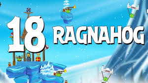 Angry Birds Seasons Ragnahog Level 1-18 Walkthrough 3 Star - YouTube