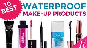 10 best waterproof make up s in
