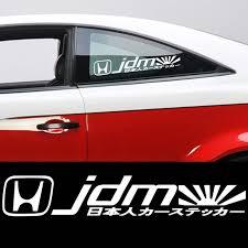 2pcs Jdm Kanji Racing Car Decal Sticker K 103 White Car Decals Car Sticker Design Car Decals Stickers