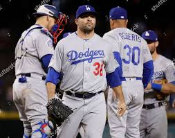 Los Angeles Dodgers relief pitcher Adam Liberatore Editorial Stock ...
