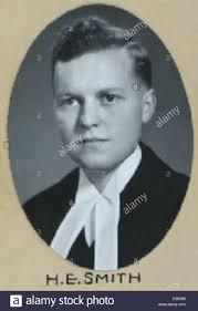 Photograph of Heber Edgar Smith (1915-1990) 14411186634 o Stock ...