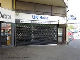 uk nails similar nearby nearer