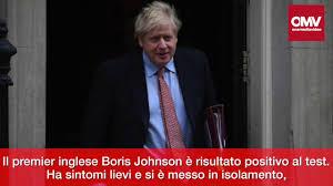 Coronavirus, il premier inglese Boris Johnson positivo al test ...