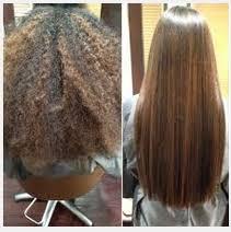 hair straightening in raipur by ambrose