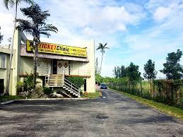 the ticket clinic north miami beach
