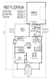 open floor plan farmhouse sq ft bedroom