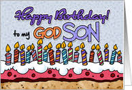 family birthday cards for godson from greeting card universe