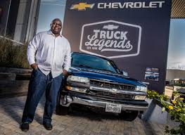 Chevrolet Introduces Official Truck Legend Of Texas